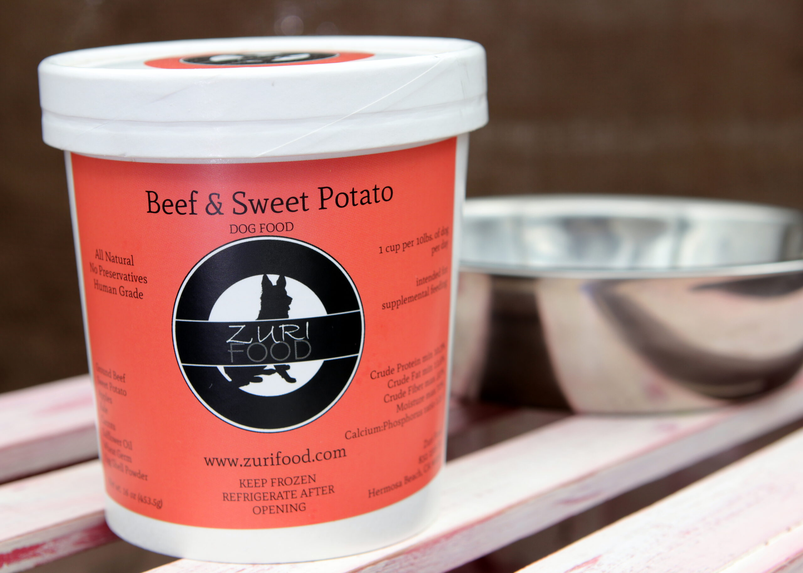 Beef & Sweet Potato